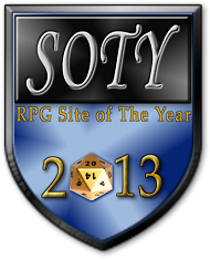 Day 4 of 4 - Vote Now for your Favorite RPG Blog!