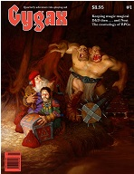 Gygax, the Magazine