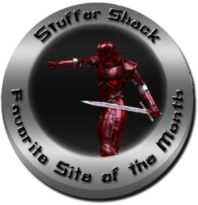 Favorite Site of the Month Badge