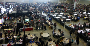 Tabletop Freeplay At PAX East 2013