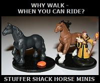 Horse Minis