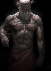 Wizard Monk