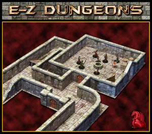 E-Z Dungeons Deluxe Edition