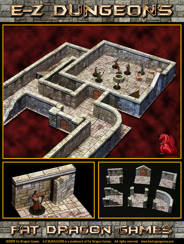E-Z Dungeons
