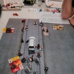 Gaming Life: Return to War of the Dead Campaign Session 2 - Into the Fire