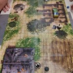 Gaming Life: Return to War of the Dead Campaign Session 3 - Bennies A'Burning
