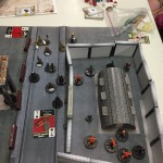 Gaming Life: Return to War of the Dead Campaign Session 4 - Relocation Camp 5