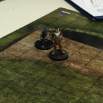 Gaming Life: Warhammer World – Session 2 – Investigating the Manor Staff