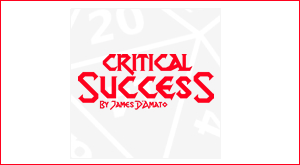 Critical Success