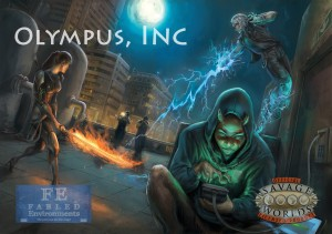 Olympus, Inc
