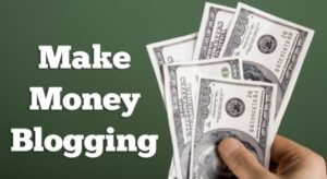 Make money blogging at Stuffer Shack