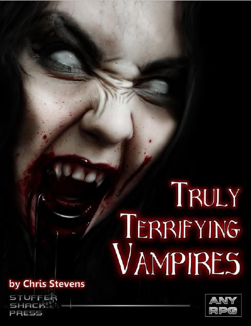 Truly Terrifying Vampires