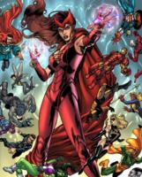 Scarlet Witch - Marvel Datafile