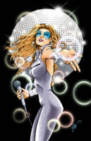 Dazzler - Marvel Datafile