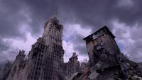 Pilfer this Post-Apocalyptic plot seed. The Tower