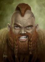 Reflavoring the Races for Classic Fantasy - Dwarves