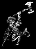 Calis, Avian Demon - Steal this Monster