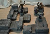 DIY Modular High Ground Terrain Pieces