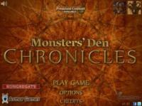 Played: Monsters' Den Chronicles