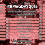 #RPGaDay2015: Favourite RPG Website Blog