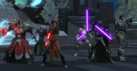 Star Wars: The Old Republic: First Impressions by a Non-MMO Player