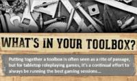 Maximum Tool'age, for running the BEST gaming sessions…