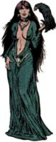 Morgan le Fay - Marvel Datafile