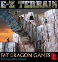 Last Chance to get your E-Z Terrain: Cliffs and Mountains!